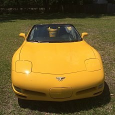2003 Chevrolet Corvette Convertible for sale 100772747