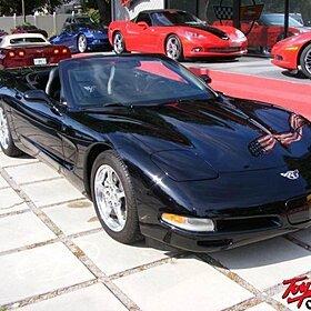 2003 Chevrolet Corvette Convertible for sale 100863143