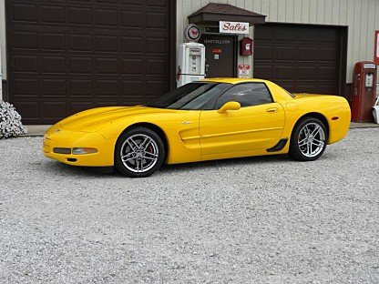 2003 Chevrolet Corvette for sale 100908214