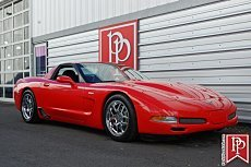 2003 Chevrolet Corvette Z06 Coupe for sale 100911445