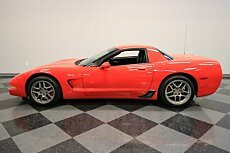 2003 Chevrolet Corvette Z06 Coupe for sale 100924369