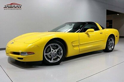 2003 Chevrolet Corvette Coupe for sale 100931897