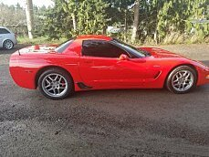 2003 Chevrolet Corvette Z06 Coupe for sale 100947503