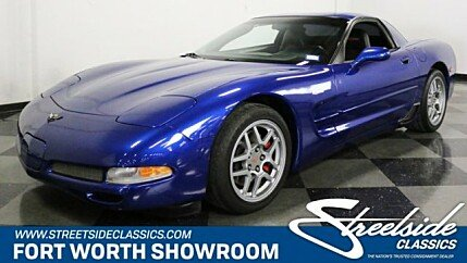 2003 Chevrolet Corvette for sale 100953927