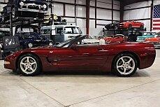 2003 Chevrolet Corvette Convertible for sale 100973817