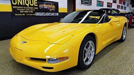 2003 Chevrolet Corvette Convertible for sale 100975974