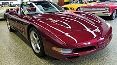 2003 Chevrolet Corvette Convertible for sale 100983465