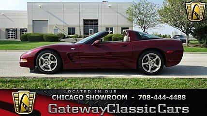 2003 Chevrolet Corvette Coupe for sale 100987335