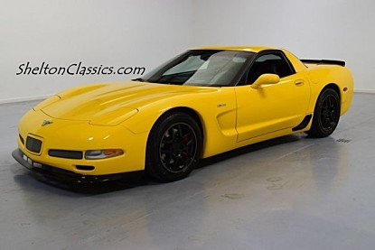 2003 Chevrolet Corvette Z06 Coupe for sale 100989346