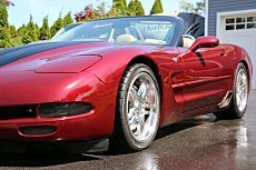 2003 Chevrolet Corvette Convertible for sale 100992779