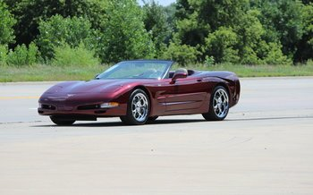 2003 Chevrolet Corvette Convertible for sale 101008021