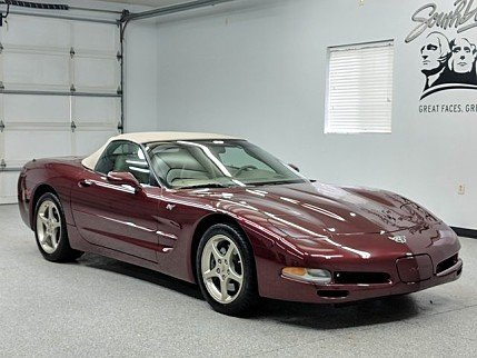 2003 Chevrolet Corvette Convertible for sale 101028126