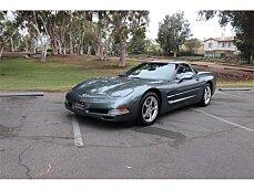 2003 Chevrolet Corvette Coupe for sale 101034978