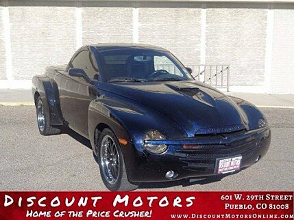 2003 Chevrolet SSR for sale 100833946