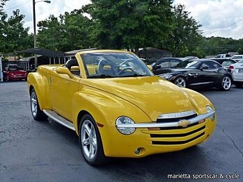 2003 Chevrolet SSR for sale 100879440