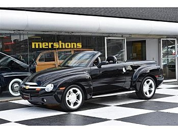 2003 Chevrolet SSR for sale 100909094