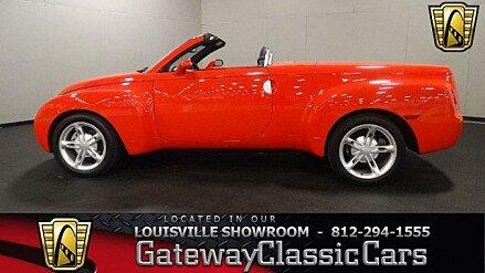 2003 Chevrolet SSR for sale 100950621
