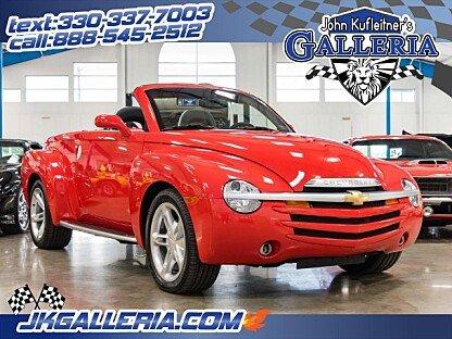 2003 Chevrolet SSR for sale 101049038