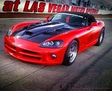 2003 Dodge Viper SRT-10 Convertible for sale 100722299