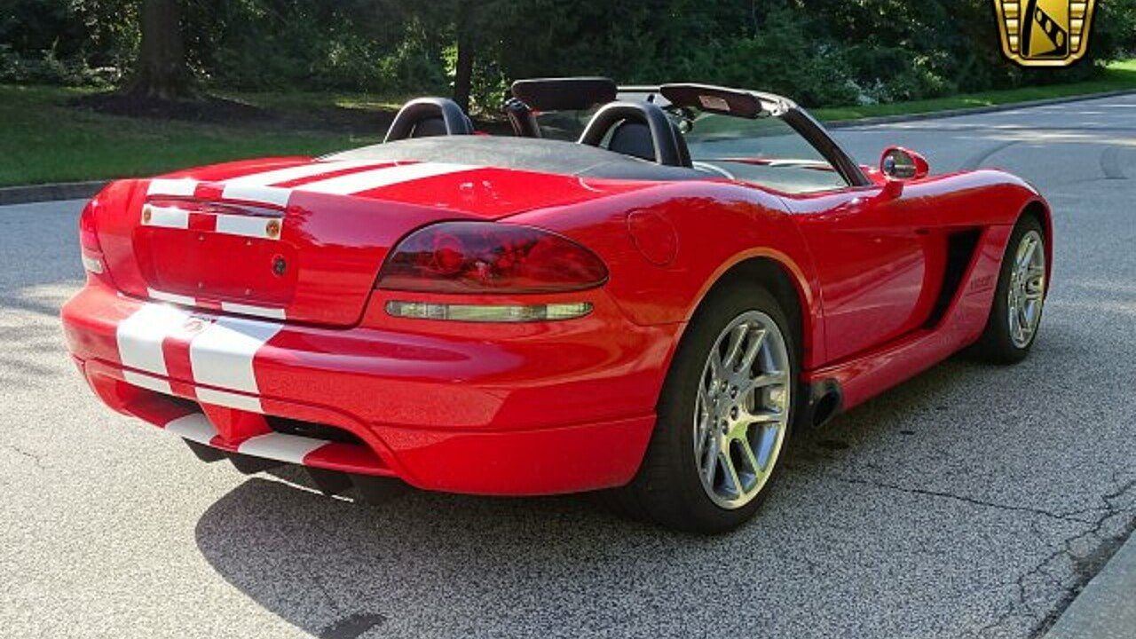 2003 Dodge Viper SRT10 Convertible for sale near O Fallon