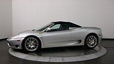 2003 Ferrari 360 Spider for sale 100822237