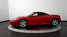 2003 Ferrari 360 Spider for sale 100846282