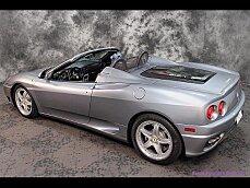 2003 Ferrari 360 Spider for sale 100876864