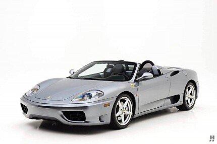 2003 Ferrari 360 Spider for sale 101004219