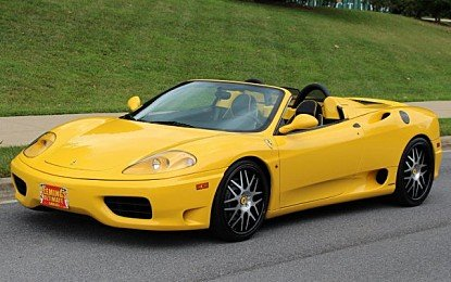 2003 Ferrari 360 for sale 100888542