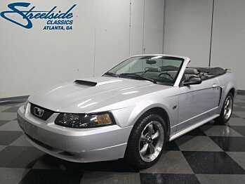 2003 Ford Mustang GT Convertible for sale 100945582