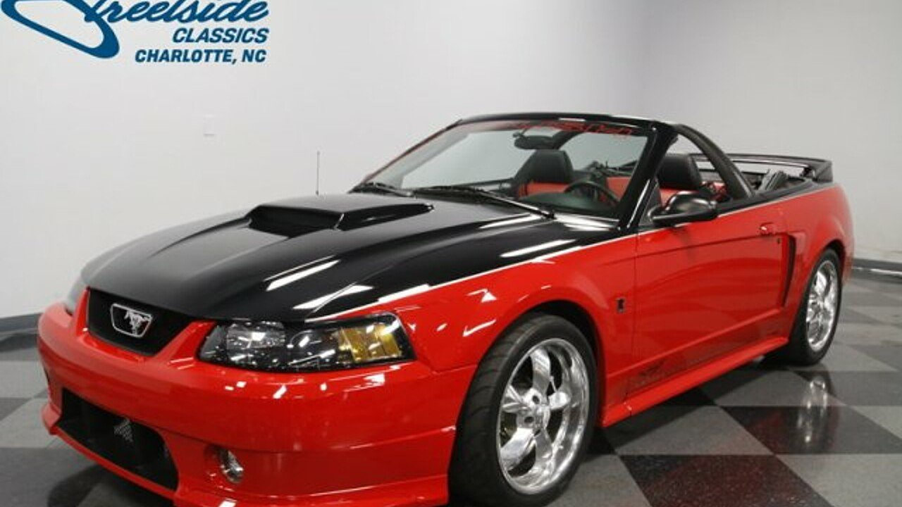 2003 Ford Mustang for sale near Concord, North Carolina 28027 ...