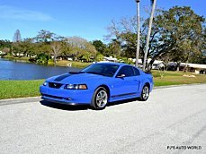 2003 Ford Mustang Mach 1 Coupe for sale 100850135
