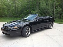 2003 Ford Mustang GT Convertible for sale 100877722
