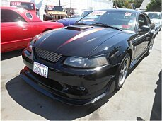 2003 Ford Mustang Mach 1 Coupe for sale 100886296