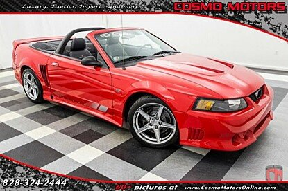 2003 Ford Mustang GT Convertible for sale 100899351