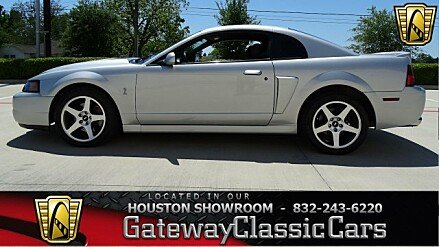 2003 Ford Mustang Cobra Coupe for sale 100980588