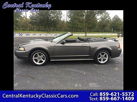 2003 Ford Mustang GT Convertible for sale 101046745