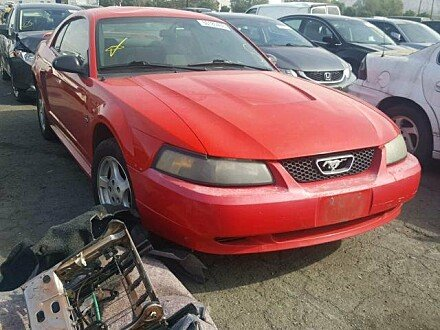 2003 Ford Mustang Coupe for sale 101055345