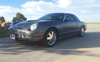 2003 Ford Thunderbird for sale 101047209