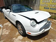 2003 Ford Thunderbird for sale 100749752