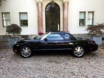 2003 Ford Thunderbird for sale 100912283
