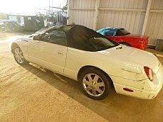 2003 Ford Thunderbird for sale 100973088