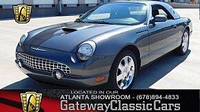 2003 Ford Thunderbird for sale 100974243