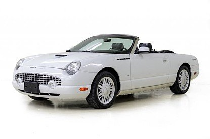 2003 Ford Thunderbird for sale 100979793