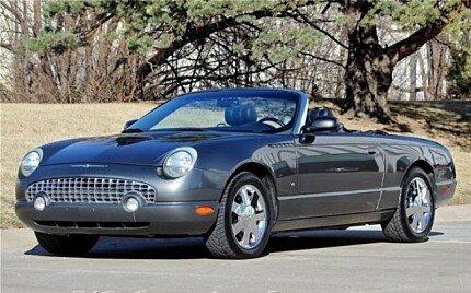 2003 Ford Thunderbird for sale 101000563