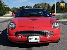 2003 Ford Thunderbird for sale 101054786