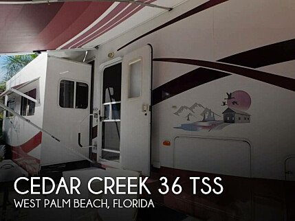 2003 Forest River Cedar Creek for sale 300105855