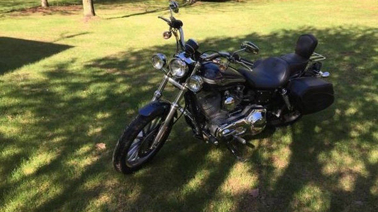 2003 Harley-Davidson Dyna for sale 200592698