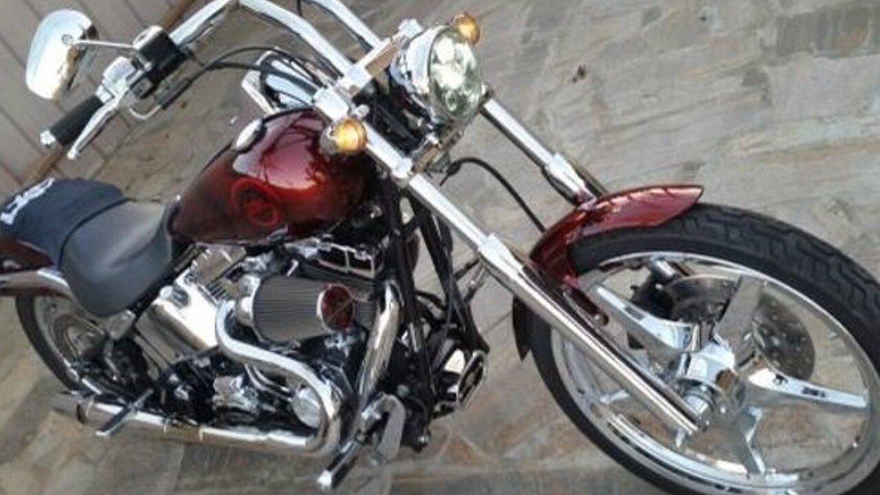 2003 Harley-Davidson Softail for sale 200476644