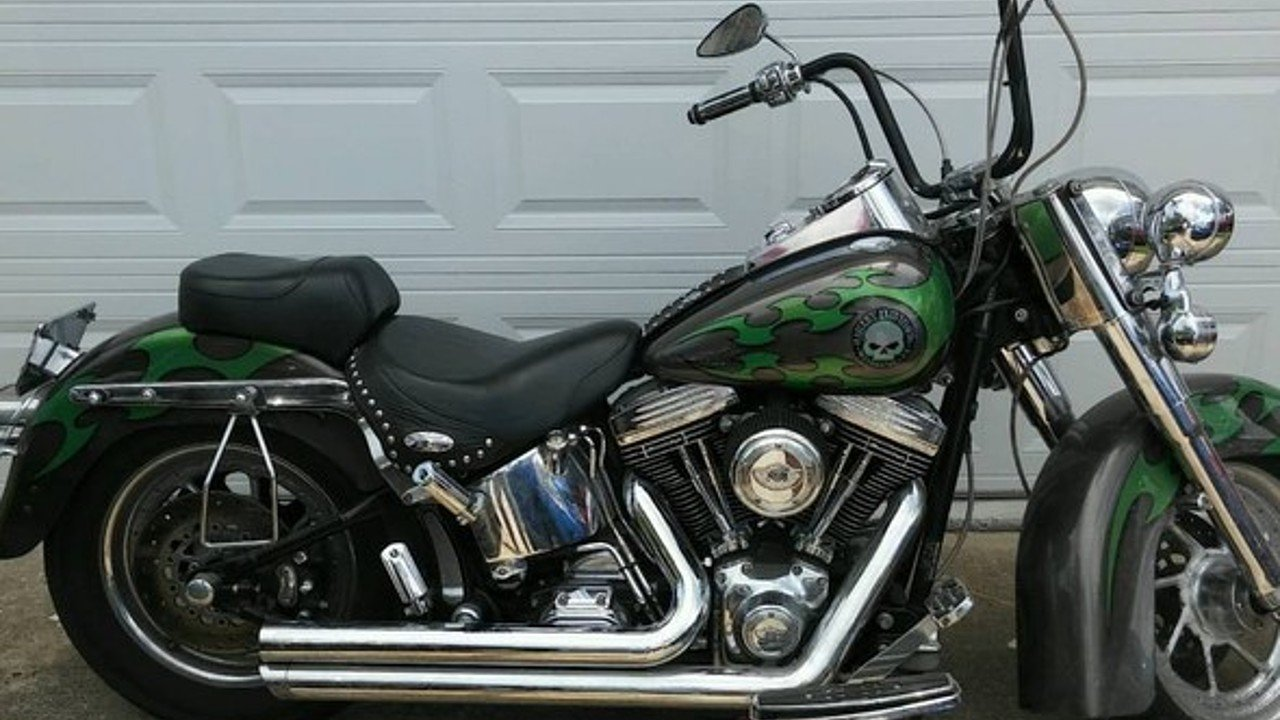 2003 Harley-Davidson Softail for sale 200480648
